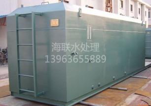 sewage treatment equipment