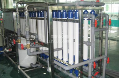 Application range of reverse osmosis equipment