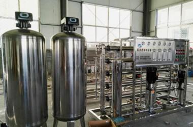 Analysis of development of seawater desalination technology