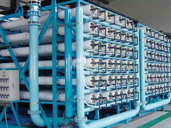 sea water desalination